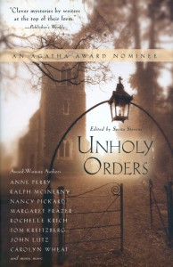 Unholy Orders cover